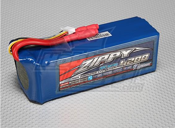 ZIPPY Flightmax 4200mAh 4S2P 30C LiFePO4