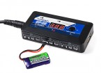 Turnigy UP-S6 Lipo/LIHV Smart Charger for 1S Batteries with battery