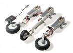 H-King SkySword 1200 EDF Jet - Complete Landing Gear Set