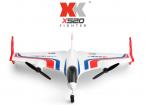 XK X520 Fighter Hovering Plane Vertical Flight Take off 3D Flight