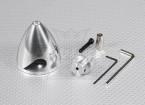 Aluminio Prop Spinner 51mm / 2.00 pulgadas / 2 Cuchilla