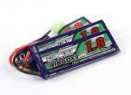 Turnigy nano-tech 1800mah 3S 25 ~ 50C Lipo AIRSOFT Paquete