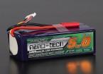 Turnigy nano-tech 5000mah 8S 65 ~ 130C Lipo Paquete