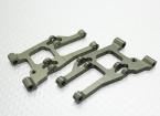 Aluminio frontal inferior del brazo de suspensión (2pcs / bag) - A2003T, A2027, A2029, A2035 y A3007