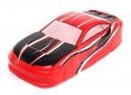 1/10 Touring Car prepintado Shell Cuerpo