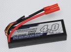 paquete de HARDCASE Turnigy 4000mAh 2S 30C (ROAR APROBADO) (DE Almacén)