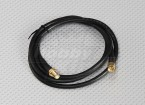 RG58 Patch Cable SMA hembra a SMA macho (1 metro)
