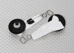 Rara del oso Micro - Sustitución de rodamientos de apoyo