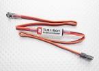 Sensor de rotación de telemetría JR TLS1-ROT para XG Serie de 2,4 GHz DMSS Transmisores