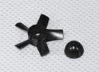 Unidad de rotor para EDF Hobbyking aleación de 50 mm