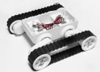 Rover 5 orugas chasis de la robusteza sin encoder