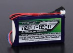 Turnigy nano-tech 2100mAh 2S1P 20C LiFePo4 transmisor Paquete (Futaba T14SG y 4PK)