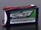 Turnigy nano-tech 2000mAh 2S1P 20 ~ 40C transmisor Paquete LiFePo4