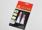 EV-804 / 20G 4 Min epoxy clara pegamento
