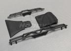 Delantero y trasero parachoques (1 juego) - A2031