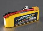 ZIPPY Compacto 1500mAh 3S Lipo 35C Paquete