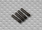 Tornillo Pin (M3x13mm) 1/10 Turnigy 4WD Brushless camiones Short Course (4pcs / Bag)