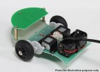Robot sencilla expandible Chasis (KIT)