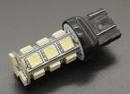 LED de luz del maíz de 3.6W 12V (18 LED) - Blanco