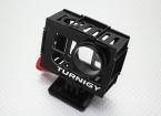 Montaje de cámara de fibra de vidrio GoPro HERO3