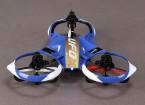 UFO Y-4 Micro de Multicopter w / transmisor de 2,4 GHz y la función de auto-Flip (Modo 2) (RTF)
