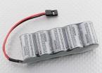 Serie de alta potencia Receptor Turnigy Pack 2 / 3A 6.0V 1500mAh NiMH