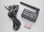 Turnigy FHSS 2.4GHz módulo transmisor para FBL100 y Q-Bot Micro