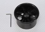 EDF Unidad de ventilador de flujo guiado 6 Hoja 2.17inch / 55mm