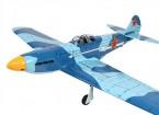 Yak-9 soviética de combate Balsa GP / 1520mm EP (ARF)