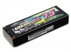Turnigy nano-tech último 7500mAh 2S2P 90C Estuche Lipo Pack (ROAR y BRCA Aprobados)