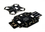 S500 fibra de vidrio de repuesto Quadcopter bastidor principal w / Integrado de PCB
