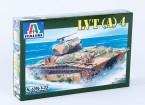 Italeri 1/35 Escala LVT (A) Kit de 4 Modelo de plástico