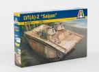 Italeri 1/35 Escala LVT- (A) Kit 2 Saipan Modelo Plástico