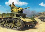 Kit de Italeri 1/35 Escala M3A1 Modelo Plástico