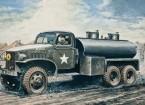 Italeri 1/35 Escala Kit 2.5 Ton 6x6 Modelo del tanque de agua Pastic