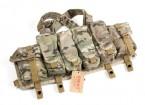 SWAT Cordura AK frontal del pecho bolsas (multicámara)