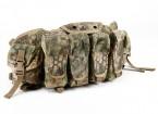 SWAT Cordura AK frontal del pecho bolsas (Kryptek Mandrake)