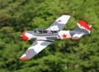 Avios Yak-52 Esquema Militar (Plug and Fly)