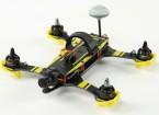 Jumper 218 favorable competir con aviones no tripulados (ARF)