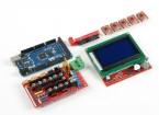 Impresora 3D Placa de control Conjunto de Conjunto (2560R3)