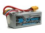 Perno Turnigy 1300mAh 6S 22.8V 65 ~ 130C alto voltaje Lipo Pack (LiHV)