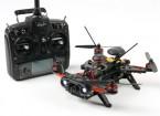 Walkera Runner 250R RTF GPS FPV que compite con aviones no tripulados w / Modo 2 Devo 7 / Batería / cámara / VTX / OSD