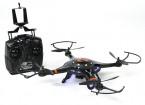 Cheerson CX-32W 2,4 GHz Quadcopter w / 2MP HD de la cámara de WiFi y el modo conmutable transmisor RTF