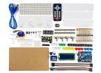 Intermedio kit Arduino con control remoto IR y Sonido