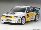Tamiya 1/10 escala HKS Opel Vectra JTCC (FF-03 chasis) 84228