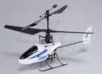 2.4Ghz Micro Coaxial helicóptero de 4 canales (RTF - Modo Dual TX)