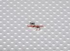 E4001 cojinete de bolas de 1,4 x 2 x 2 mm (2pcs / set)