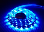 Turnigy alta densidad R / C LED tira flexible-Blue (1mtr)