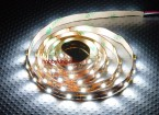 Turnigy alta densidad R / C LED tira flexible-White (1mtr)