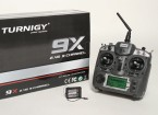 Turnigy 9X transmisor 9Ch w / módulo y receptor de 8 canales (Modo 2) (v2 Firmware)